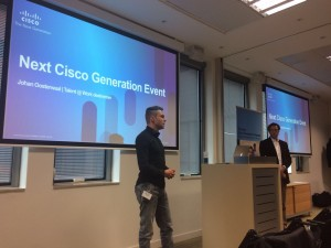 Next Cisco Generation Event