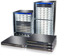 Juniper EX Series Ethernet Switches